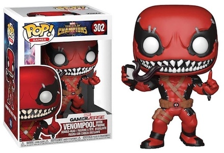 Ultimate Funko Pop Deadpool Figures Checklist and Gallery 35