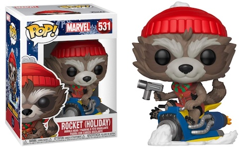 Ultimate Funko Pop Guardians of the Galaxy Figures Gallery and Checklist 80