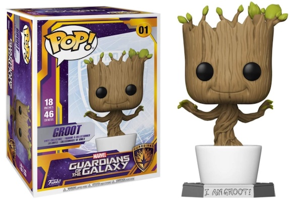 Ultimate Funko Pop Guardians of the Galaxy Figures Gallery and Checklist 88