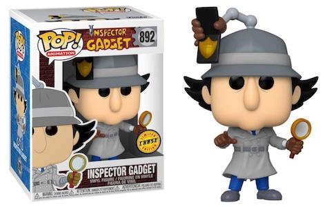 Funko Pop Inspector Gadget Figures 2