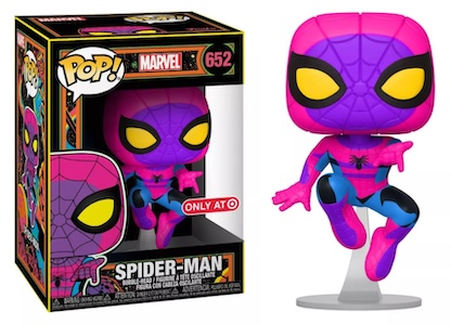 Ultimate Funko Pop Spider-Man Figures Checklist and Gallery 73