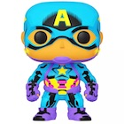Funko Pop Marvel Black Light Figures