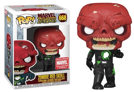 Ultimate Funko Pop Marvel Zombies Figures Gallery and Checklist 12