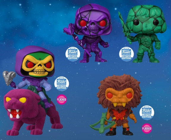 Ultimate Funko Pop Masters of the Universe Figures Checklist and Gallery 48