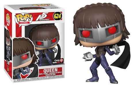 Ultimate Funko Pop Persona 5 Figures Gallery and Checklist 9
