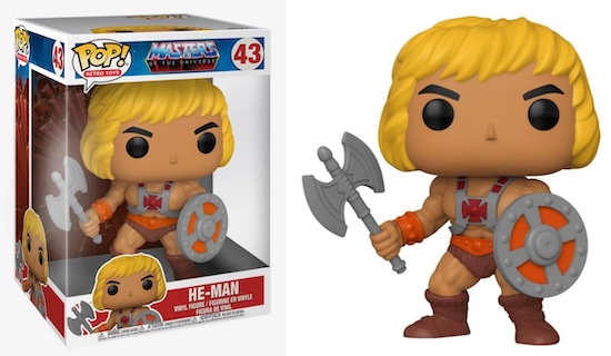 Ultimate Funko Pop Masters of the Universe Figures Checklist and Gallery 57