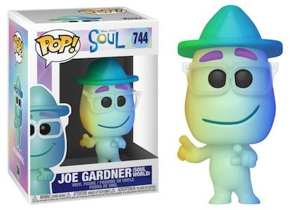 Funko Pop Soul Pixar Figures 3
