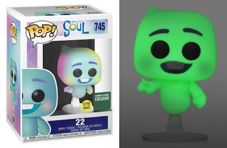 Funko Pop Soul Pixar Figures 5