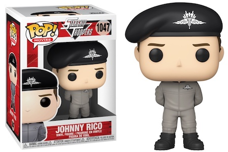 Ultimate Funko Pop Starship Troopers Figures Gallery and Checklist 3