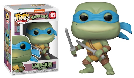 Ultimate Funko Pop Teenage Mutant Ninja Turtles Figures Checklist and Gallery 25