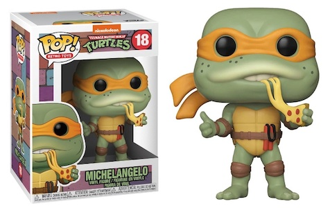 Ultimate Funko Pop Teenage Mutant Ninja Turtles Figures Checklist and Gallery 27