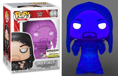 Ultimate Funko Pop WWE Wrestling Figures Checklist and Gallery 98