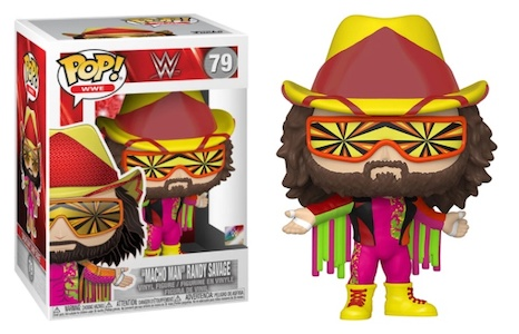 Ultimate Funko Pop WWE Wrestling Figures Checklist and Gallery 110