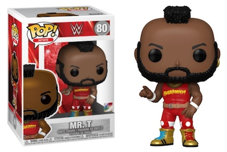 Ultimate Funko Pop WWE Wrestling Figures Checklist and Gallery 112