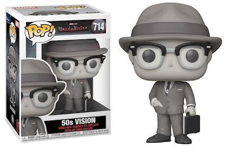 Funko Pop WandaVision Figures 2
