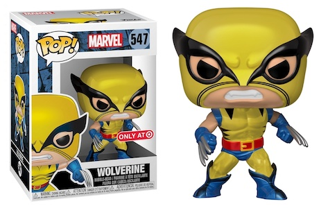 Ultimate Funko Pop X-Men Figures Gallery and Checklist 68