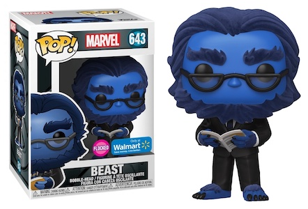 Ultimate Funko Pop X-Men Figures Gallery and Checklist 82
