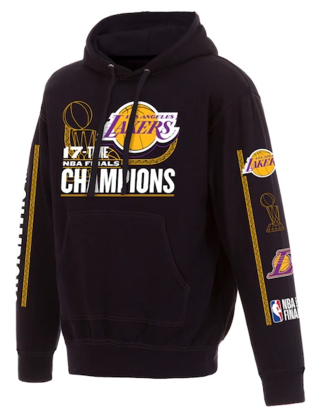 2020 Los Angeles Lakers NBA Finals Champions Memorabilia Guide 3