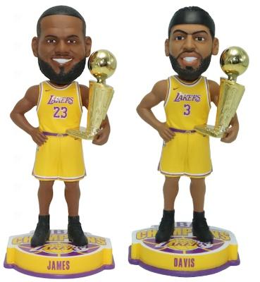 2020 Los Angeles Lakers NBA Finals Champions Memorabilia Guide 8