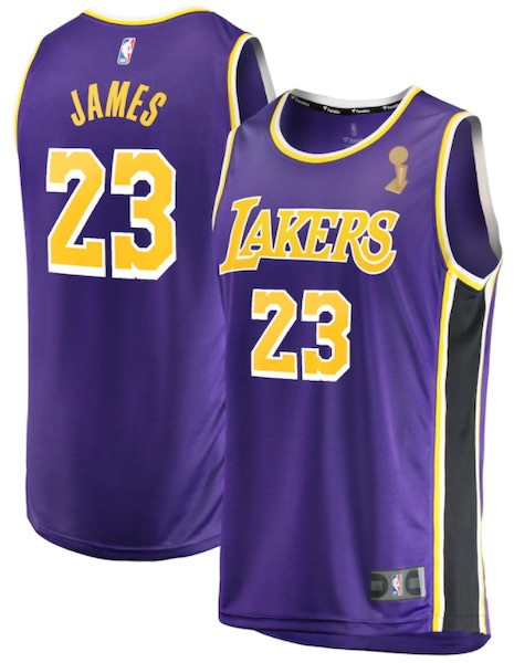 2020 Los Angeles Lakers NBA Finals Champions Memorabilia Guide 4