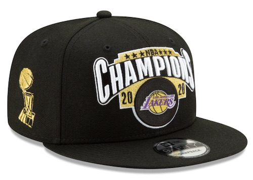 2020 Los Angeles Lakers NBA Finals Champions Memorabilia Guide 2
