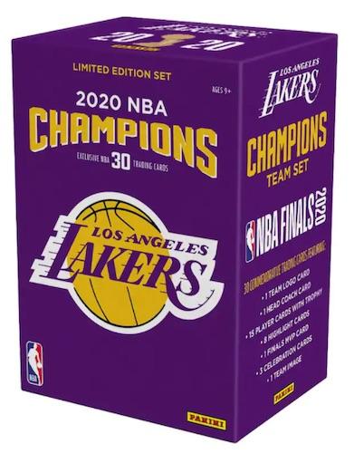 2020 Los Angeles Lakers NBA Finals Champions Memorabilia Guide 7