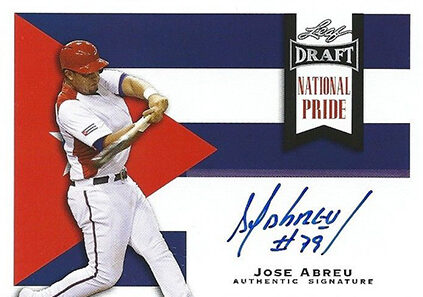 Top Jose Abreu Rookie Card and Prospect Cards 16
