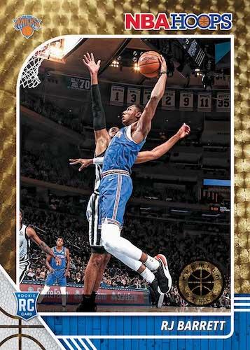 2019-20 NBA Hoops Premium Stock Box Set Basketball Cards 6