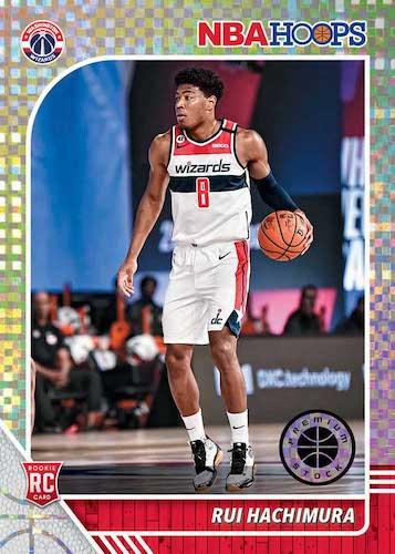 2019-20 NBA Hoops Premium Stock Box Set Basketball Cards 5