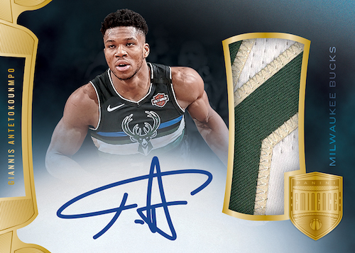 2019-20 Panini Eminence Basketball Cards - Checklist Added 8
