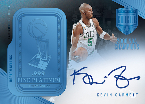 2019-20 Panini Eminence Basketball Cards - Checklist Added 6