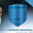 2019-20 Panini Eminence Basketball Cards