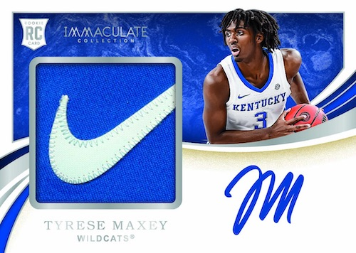2020-21 Immaculate Collection Collegiate Basketball Cards 4