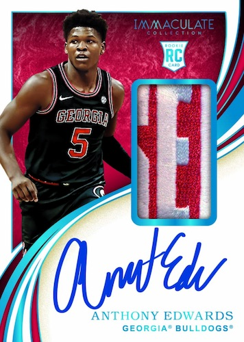2020-21 Immaculate Collection Collegiate Basketball Cards 3
