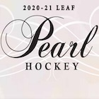 2020-21 Leaf Pearl Hockey Cards
