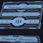 2020-21 Panini National Treasures Collegiate Basketball Cards - Checklist Added