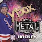 2020-21 Skybox Metal Universe Hockey Cards