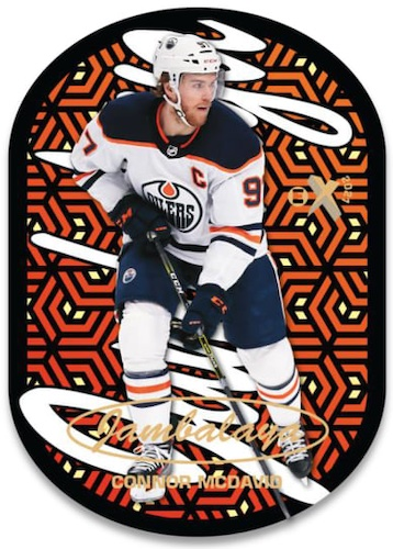 2020-21 Skybox Metal Universe Hockey Cards 7