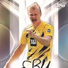 2020-21 Topps Chrome BVB Borussia Dortmund Soccer Cards