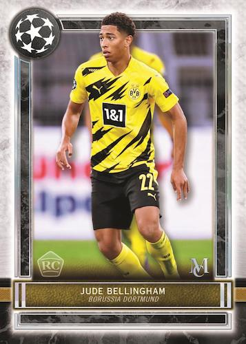 2020-21 Topps Museum Collection UEFA Champions League Soccer Cards 3