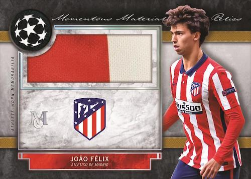 2020-21 Topps Museum Collection UEFA Champions League Soccer Cards 6