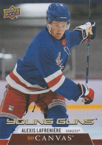 Top Alexis Lafrenière Rookie Cards and Prospects 2