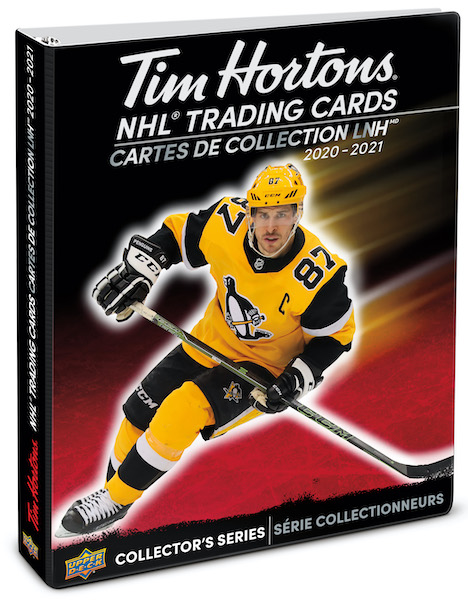 2020-21 Upper Deck Tim Hortons Hockey Cards 4