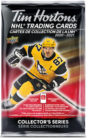 2020-21 Upper Deck Tim Hortons Hockey Cards 6