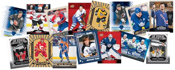 2020-21 Upper Deck Tim Hortons Hockey Cards 5