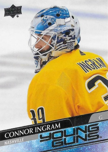 2020-21 Upper Deck Young Guns Gallery, Checklist Breakdown and Hot List 25