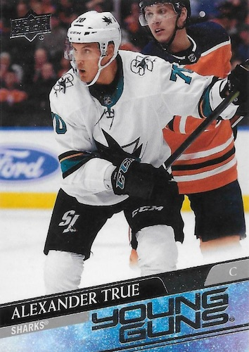2020-21 Upper Deck Young Guns Gallery, Checklist Breakdown and Hot List 27