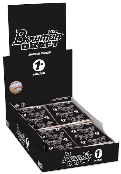 2020 Bowman Draft 1st Edition Baseball Cards 4
