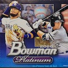 2020 Bowman Platinum Baseball Cards - Checklist Added