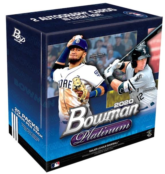 2020 Bowman Platinum Baseball Cards - Checklist Added 3